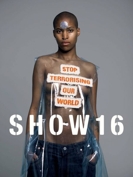 Rival Belgian Fashion Schools Unite Against Terrorism