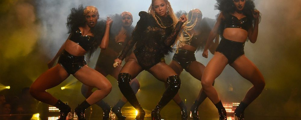 Beyonce slayed the VMA's last night.