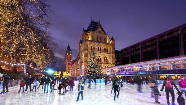 Where to go to get in the Christmas Spirit in London