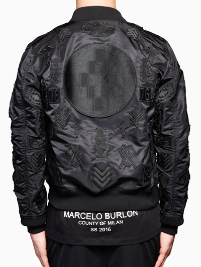 County of Milan's Marcelo Burlon