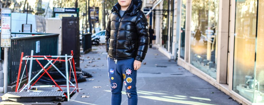 Paris street style November 2016