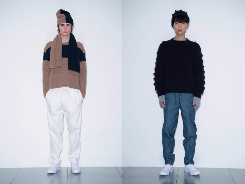Lou Dalton Fall 2017 Menswear