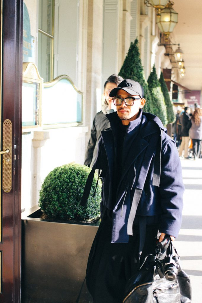 Paris Street Style Mens Fashion Week 2017