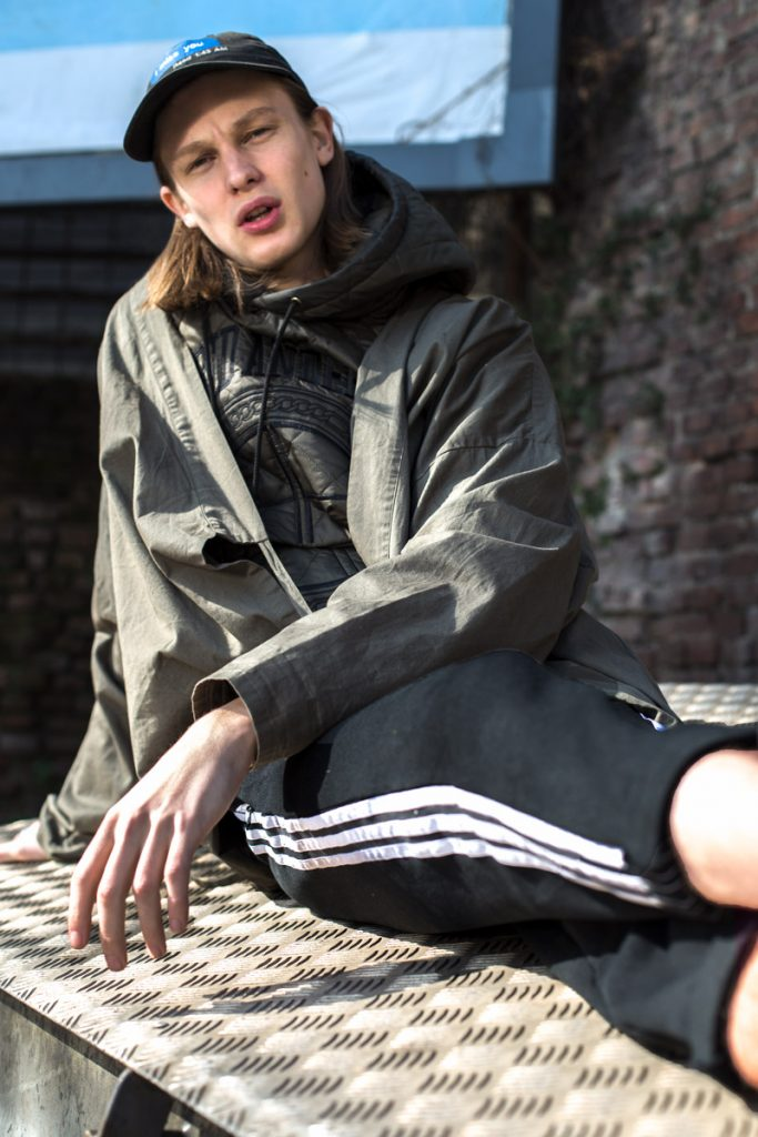 Editorial by Giuseppe Triscari for Enfnts Terribles