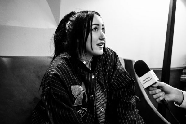 Personal chat with Noah Cyrus