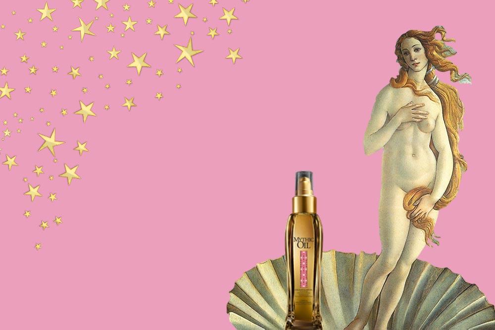 Mythic oil L'Oréal