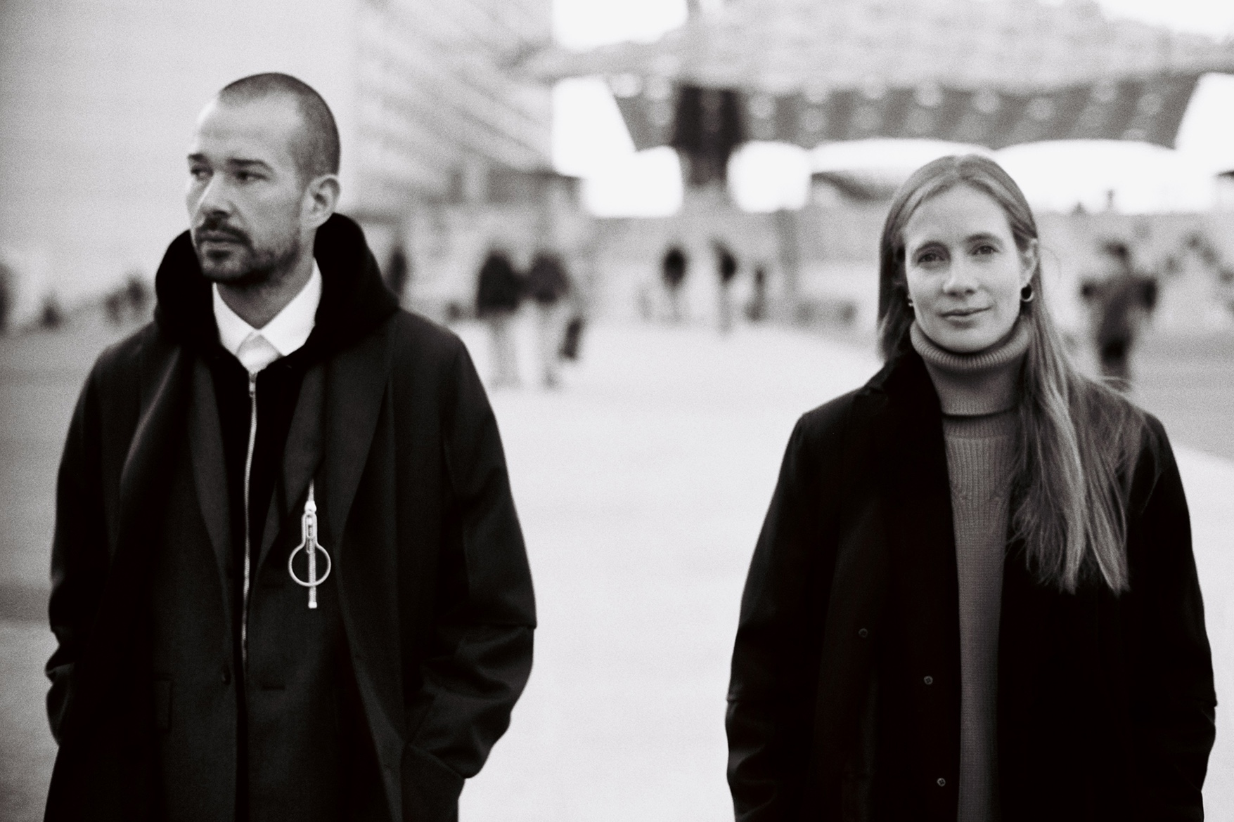 Jil Sander chose this power duo as their new creative directors