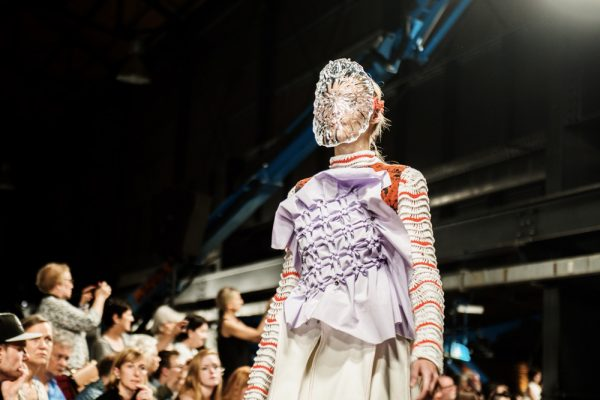 This Was #SHOW2017 of the Antwerp Fashion Academy