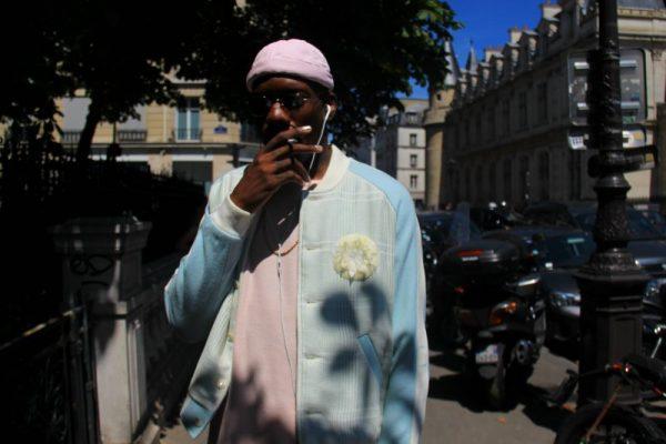 LOOK XLVIII: Gregory Robert in Paris - Enfnts Terribles