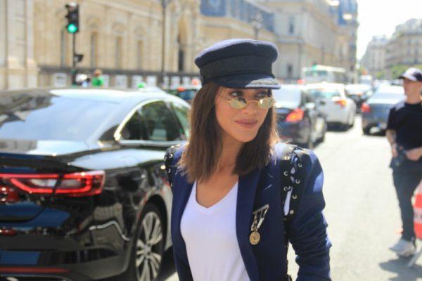 LOOK XLVI: Camila Coelho steps up her blazer game