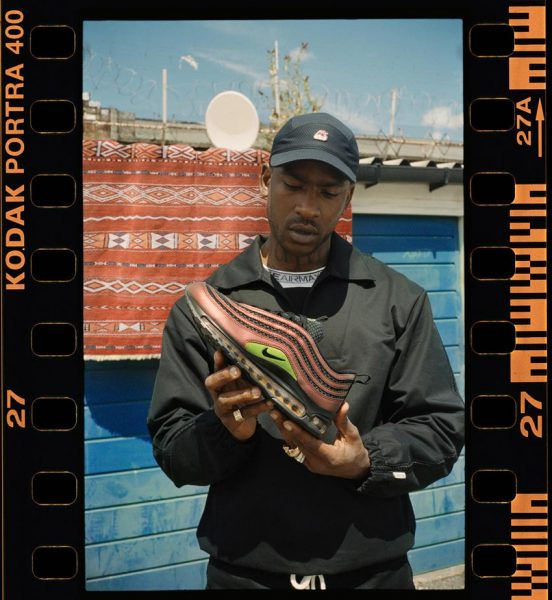 Skepta Talks About His Inspiration Behind The Nike Air Max 97 Sk Collaboration