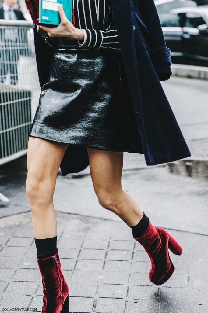 Platform boots trend