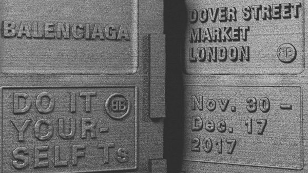 Balenciaga Brings Copyshop concept to London's Dover Street Market