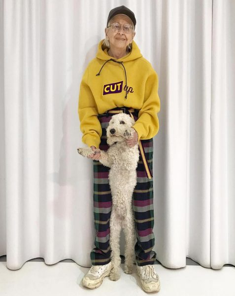 95-Year-Old Ernestine Stollberg Is Our Latest Style Icon