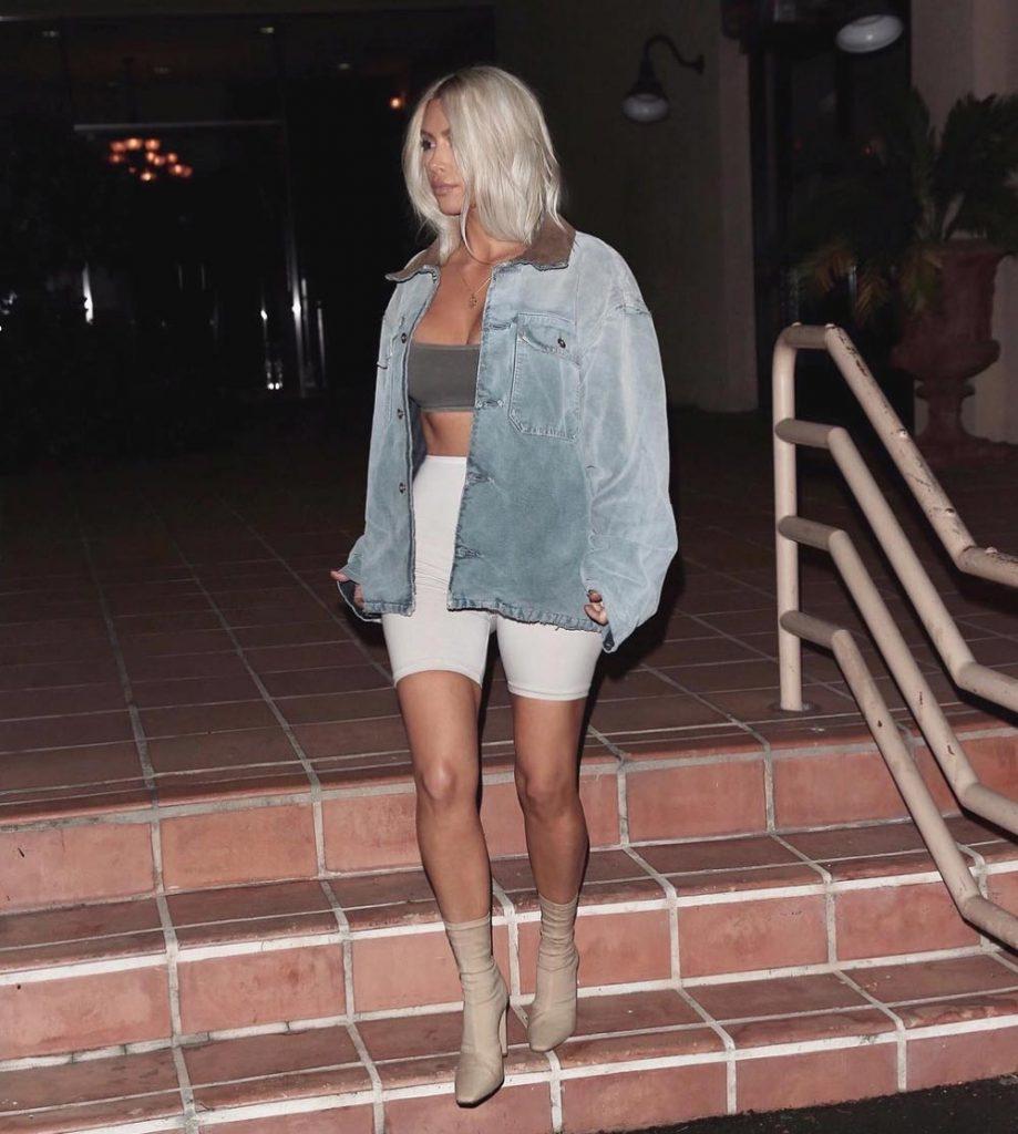 Yeezy Season 6 Kim Kardashian West