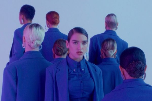 """You Have To Check Out Dua Lipa's """"IDGAF"""" Music Video"""