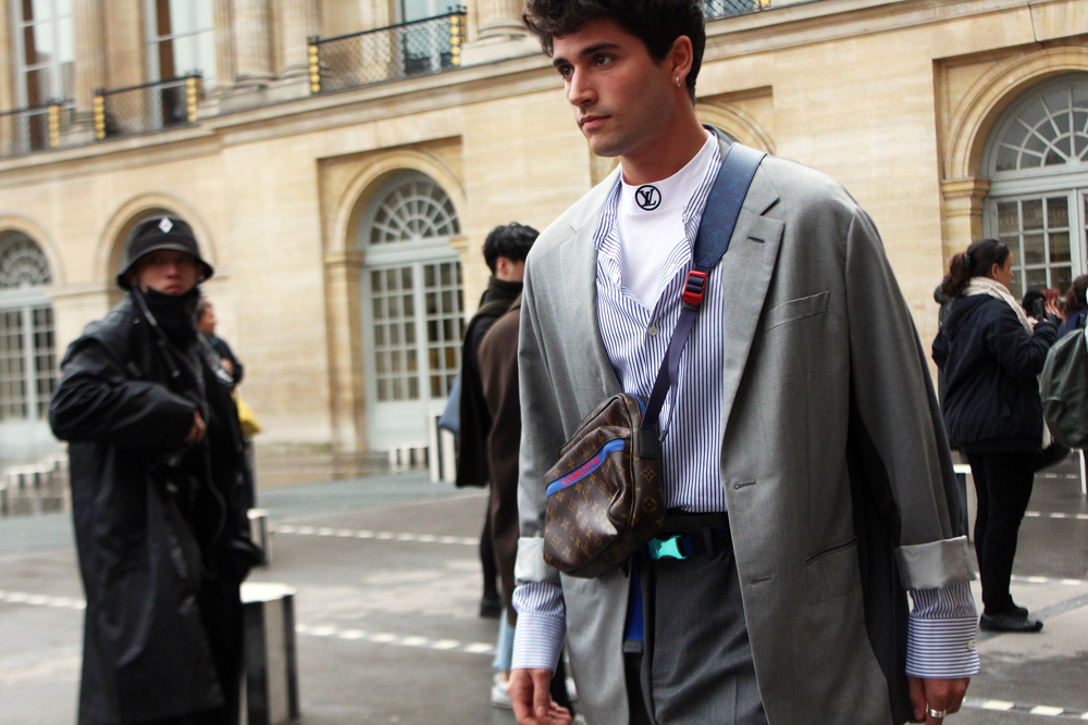 These Were the Most Stylish Paris Men Fashion Week Goers so Far