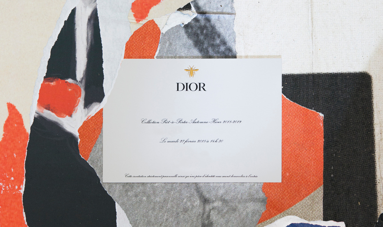 Watch: Christian Dior Fall/Winter 2018 Runway Show in Paris