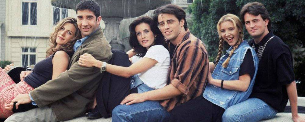 Friends Trends Fashion 90's