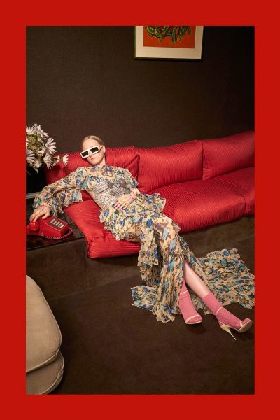 Gucci's Pre-Fall 2018 Lookbook Is Here
