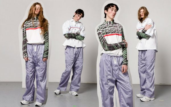 This Federico Cina fw18 Collection Is Entirely Genderless
