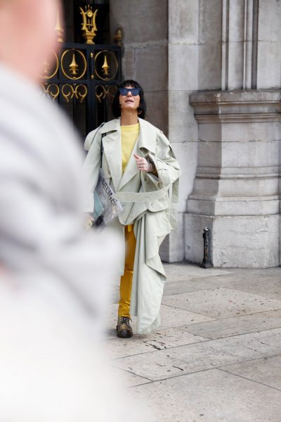 Street Style Looks from Paris Fashion Week Fall 2018 Part III