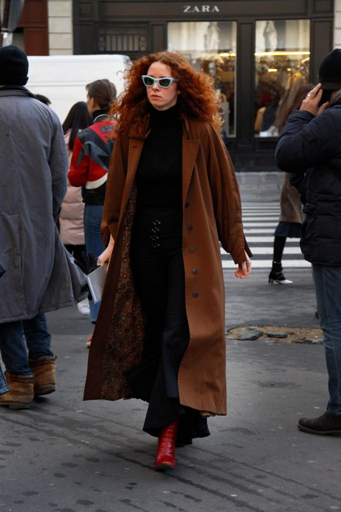 Street Style: Paris Fashion Week FW18