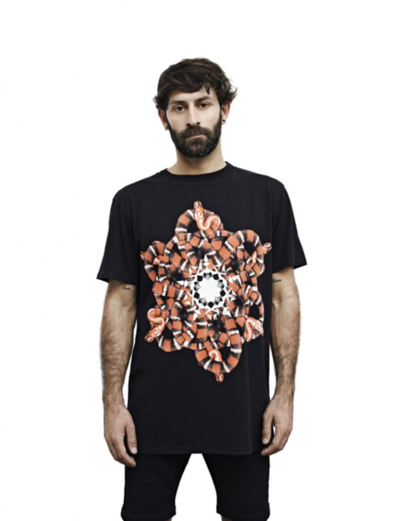 Marcelo Burlon from County of Milan