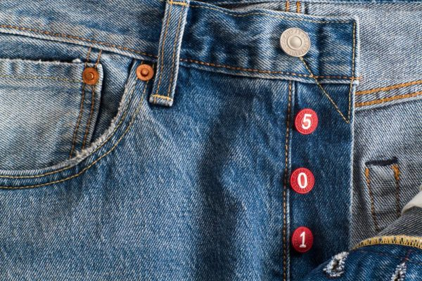 Levi's Invites You to Customize Your Jeans and Celebrate 501 Day