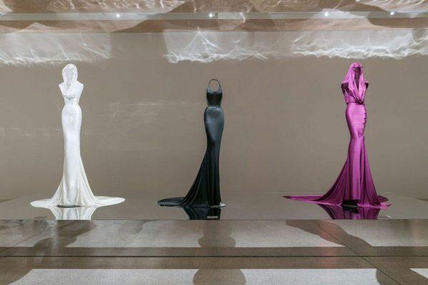 Azzedine Alaïa, The Couturier the Design Museum London