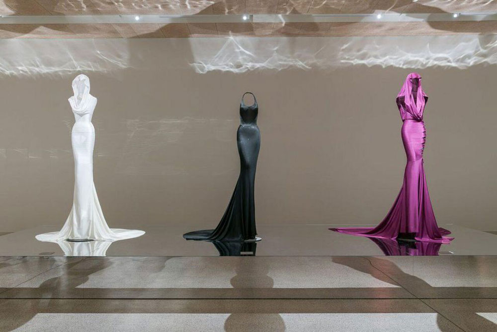 Azzedine Alaïa, The Couturier the Design Museum London