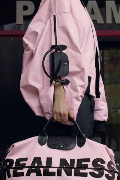 Longchamp x Shayne Oliver