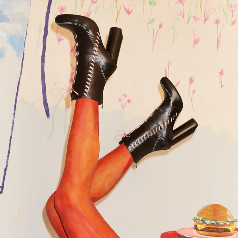 Adult Antwerp Is the New Shoe Brand That Is Making Heels up to Size 46