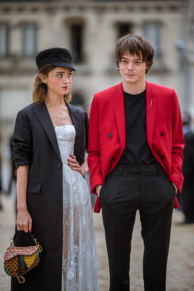 Street Style: Dior Cruise 2019