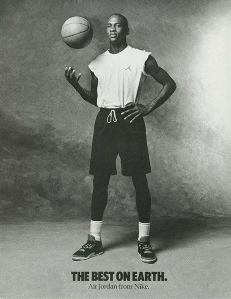 Nike Air Jordan Michael Jordan