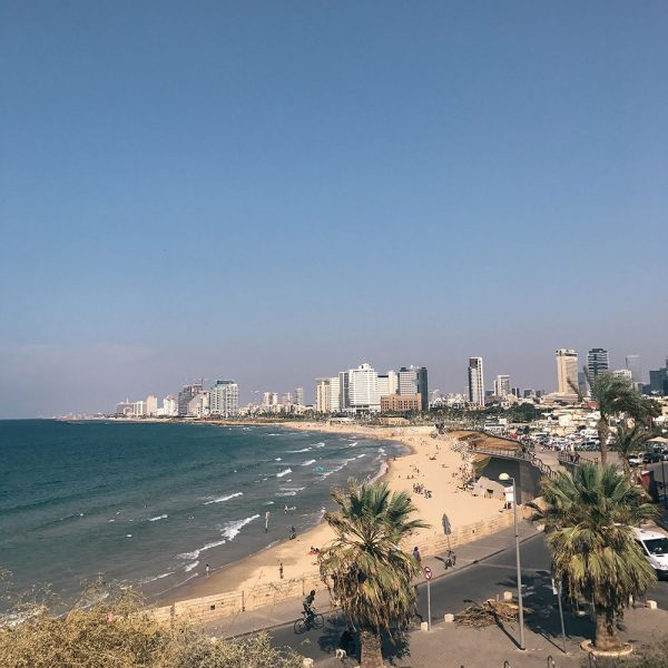 Favorite spots in and around Tel Aviv