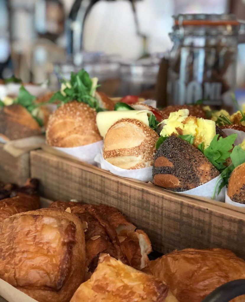 Hotspots Tel Aviv lunch Bucke