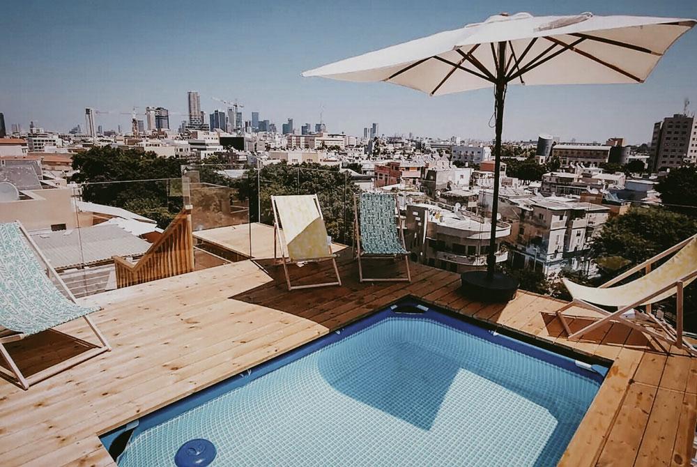 Hotspots Tel Aviv