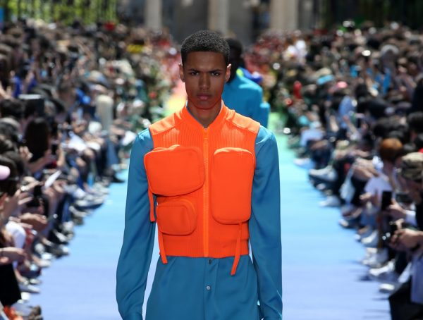 Virgil Abloh Presents His First Collection for Louis Vuitton