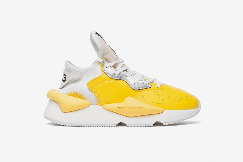 Adidas Y3 Chunky Kaiwa Yellow