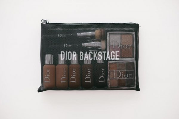 Dior Make-up Backstage essentials Peter Philips