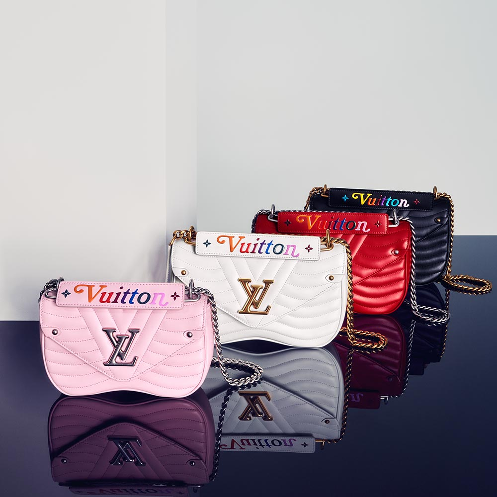 Louis Vuitton S New Wave Bag Is Now Available In Stores