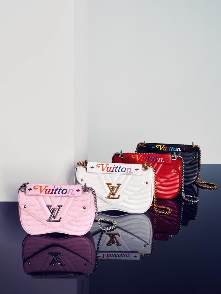 Louis Vuitton New Wave bag
