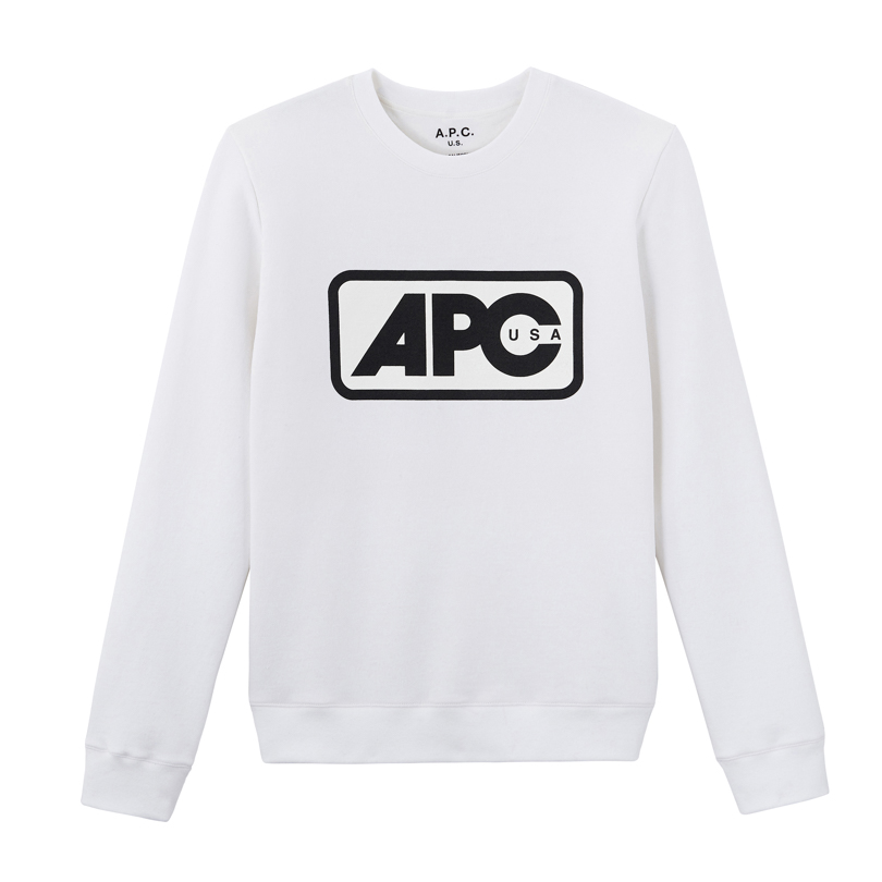 French Sportswear Made in America: Meet A.P.C. U.S. Fall 2018