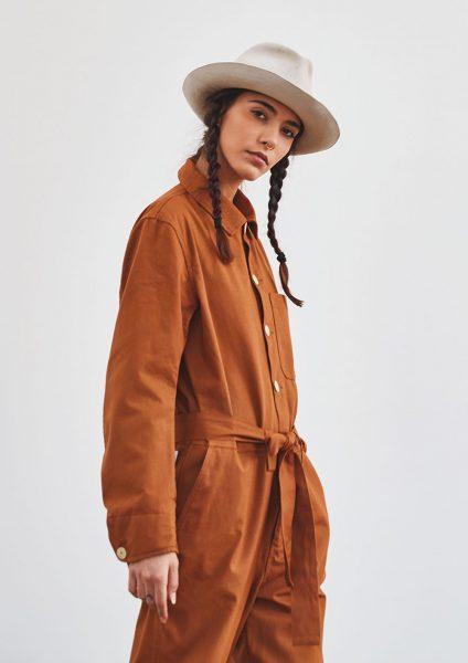 Workwear trend FW18 Girls Of Dust
