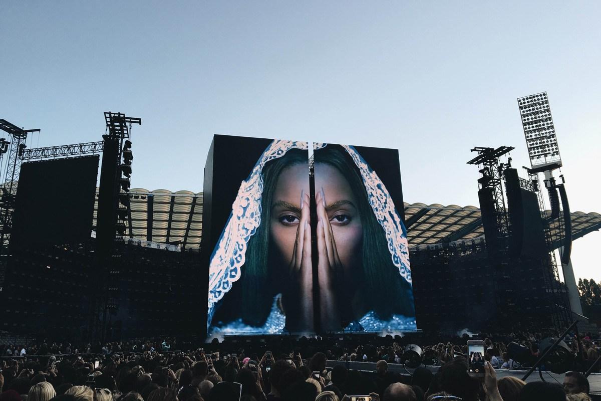 A Review of Beyoncé's Formation World Tour
