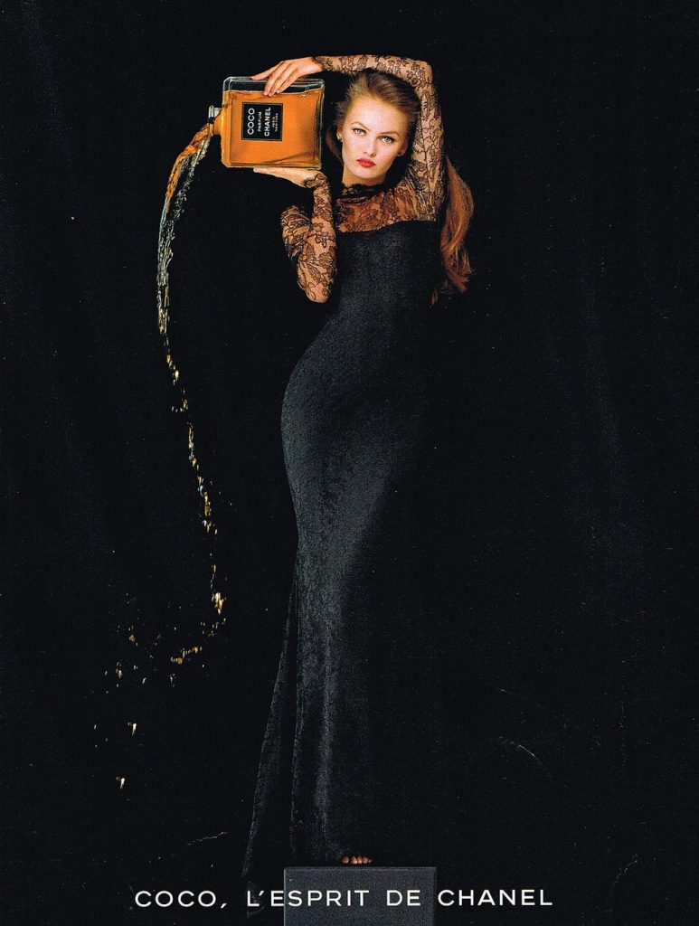 Chanel Vanessa Paradis