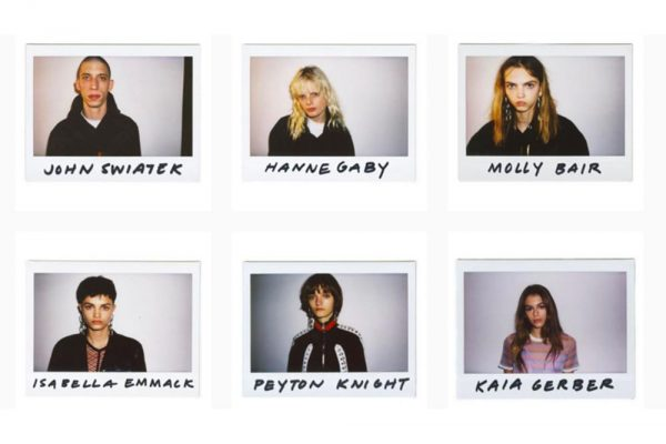 ALEXANDER WANG Announces New WANGSQUAD with Polaroids
