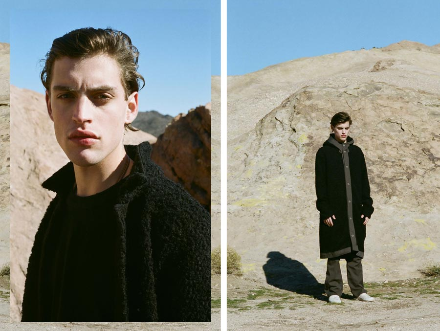 Simon Miller Lookbook Fall Winter 2016 Men's collection