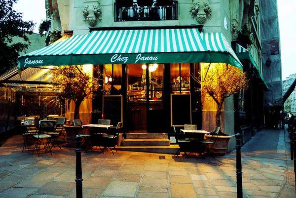 Paris Gem: Chez Janou